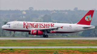 Tribute To Kingfisher Airlines