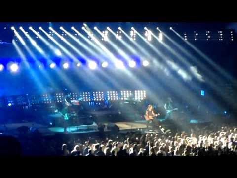 Keith Urban  Ripcord Tour  Bridgeste Arena Nashville, TN 11112016