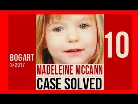 Madeleine McCann. Case Solved Part 10 of 11. The Tapas Code.