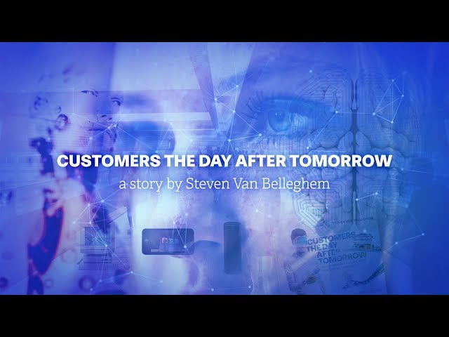 Customers the day after tomorrow - Official book trailer