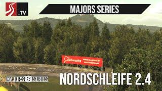 Majors Series | European Sportsman | Round 5 | 2.4 Hours of Nordschleife