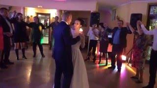 Свадебный танец * ОБЛАКО ИЗ РОЗ * Кафе Флоранс - ТОЛЬЯТТИ - 2014