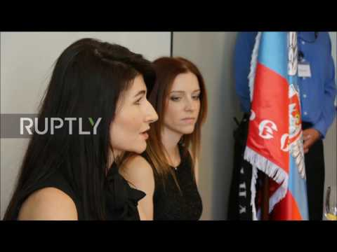 Czech Republic: Protest held as DPR opens representative off