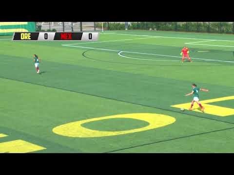 Oregon Soccer vs Mexico U20 Spring Game