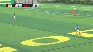 Oregon Soccer vs Mexico U20 Spring Game thumbnail