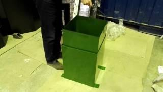 Производство МАФ. Урны для мусора