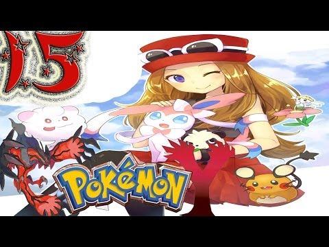 Pokémon Y - Walkthrough - Part 15