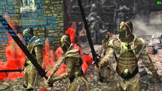 Dragon Age Inquisition Benchmark - X99, GTX 980 SLI 1080p - Settings Maxed