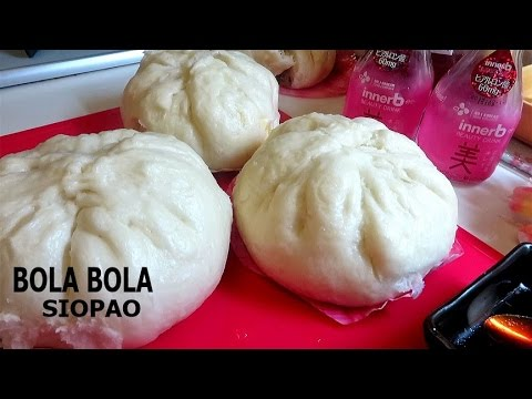 Chicken Meatball Siopao Youtube
