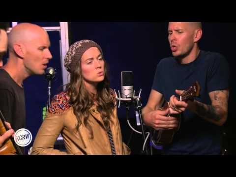 "Brandi Carlile performing ""Beginning To Feel The Years"" live on KCRW"