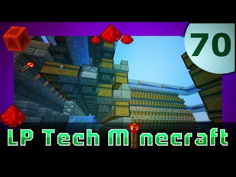 LP Tech Minecraft S2 #70 Advance Sorting System