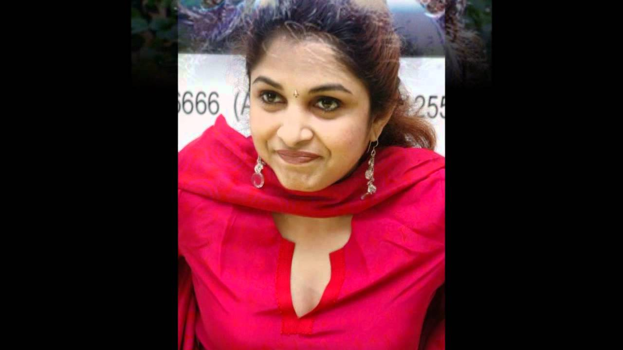 Ramya Krishnan Hot Actresss - Youtube-2908