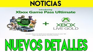 Xbox Game Pass Ultimate | Incluiría Xbox Game Pass para PC ...GRATIS