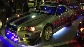 FURIOUS NIGHT 東大阪PA リアルワイスピ