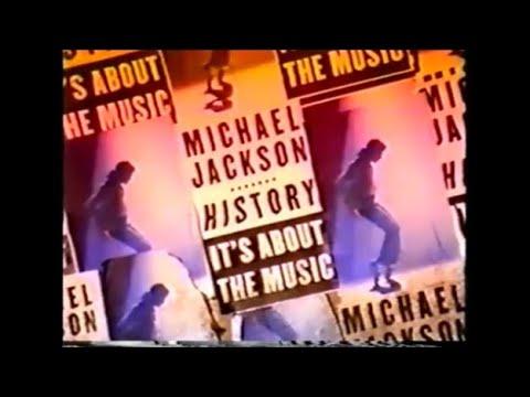 Michael Jackson Album Commercials  1979  2017