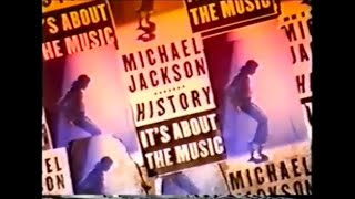 Michael Jackson Album Commercials | 1979 - 2017