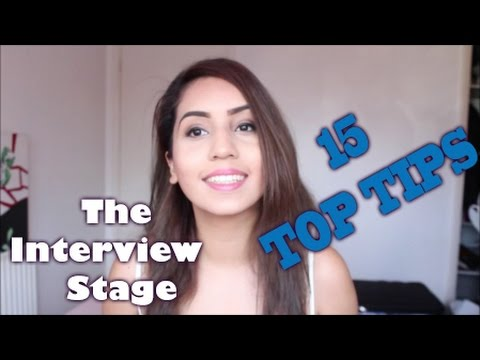Getting Into Dental School   The Interview Stage: TOP TIPS!