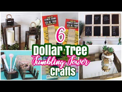 6-best-dollar-tree-diy-tumbling-tower-crafts