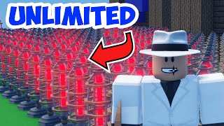 How to Bypass Teṡla Coil Trap Limit! (Roblox Bedwars)