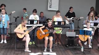 Obóz Muzyczny w Poroninie - Hej bystra Woda