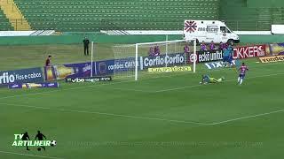 [Série B '18] 20ª Rodada   Guarani FC/SP 2 X 3 Fortaleza EC   Narr.: Kleber Tubarão   TV ARTILHEIRO