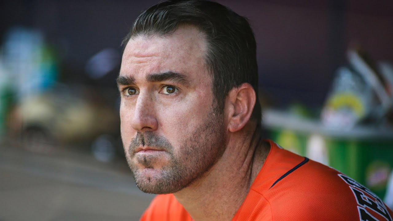 Astros' Justin Verlander out for season with elbow injury