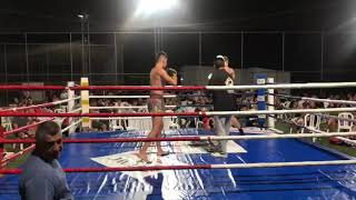 Gambar cover Danny Parker vs Giorgi Bibilashvili (FEEL THE FURY 4)