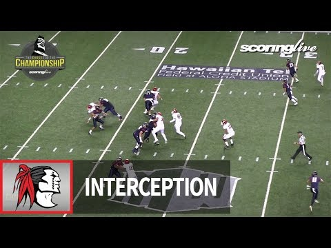 ScoringLive: Kahuku vs. Saint Louis - Alex Fonoimoana-Vaomu, 25 yard interception return