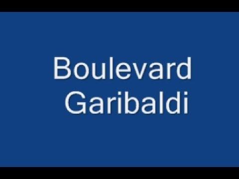 Boulevard Garibaldi Paris Arrondissement  15e