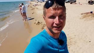 видео Пляж Витязево