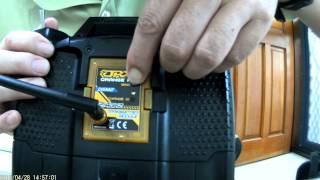 OrangeRX DSMX/DSM2 2.4Ghz Transmitter Mo...