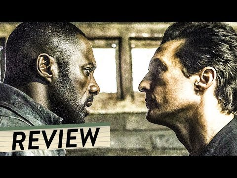 DER DUNKLE TURM Trailer Deutsch German & Review, Kritik (HD)   Stephen King 2017