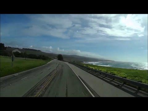 The Road to Santa Cruz   HMB to Davenport