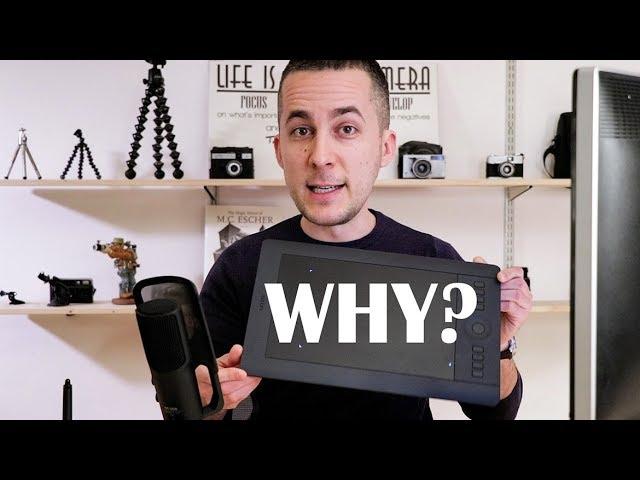 Why do you need a (Wacom) Tablet?