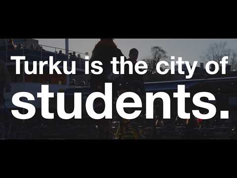 Turku - the city of students