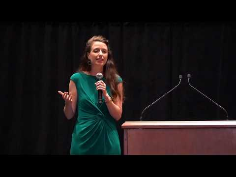 Stephanie Gray at CFL Troutt Lecture 2018