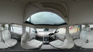 360° All Round Middle Seat Row View Of Our 2005 Volvo XC90 2 4 D SE 5dr MT55YXU
