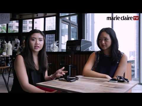 Marie Claire Mentor Mentee: Gabrielle Tan