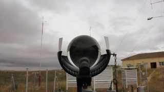 El heliógrafo de Campbell Stokes