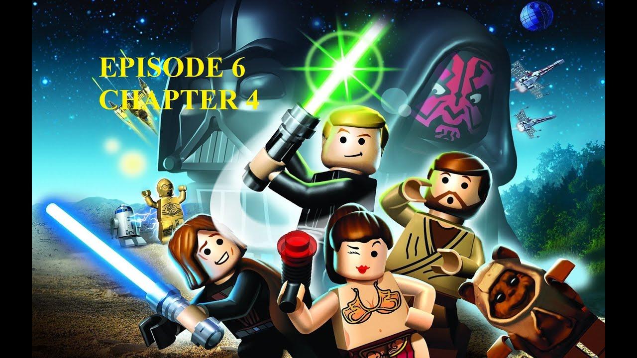 lego star wars the complete saga episode vi chapter iv
