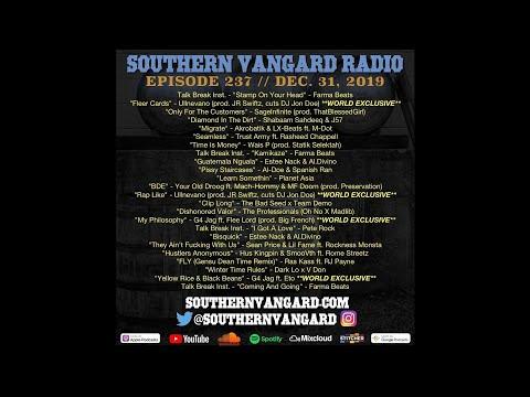 Episode 237 - Southern Vangard Radio