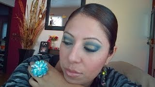 Azul medianoche make up Thumbnail