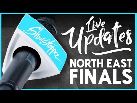 Showstopper 2017 Northeast Finals - Live Update