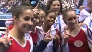 Aly Raisman - Moment For Life (an Olympic Tribute)