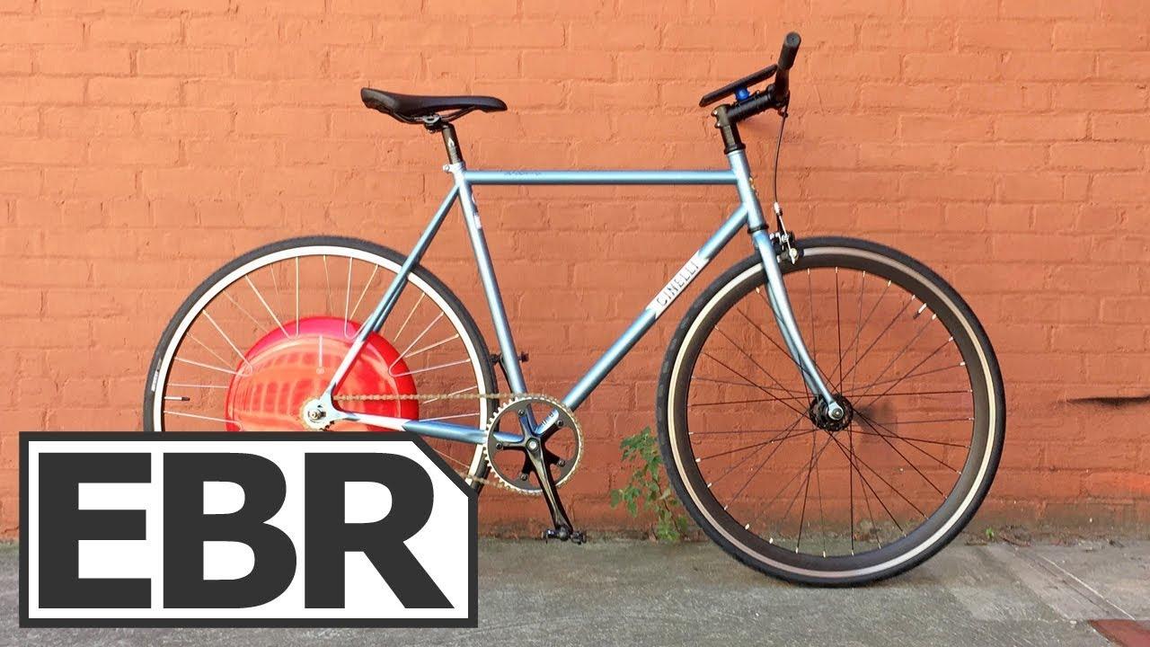 Superpedestrian Copenhagen Wheel Review - Prices, Specs