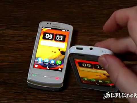 Nokia 700 против Nokia 603