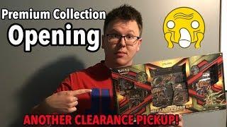 Mega Tyranitar Ex Premium Collection Box Opening - Pokemon Wednesday