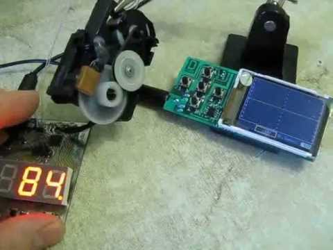 видео: Контроллер намоточного станка