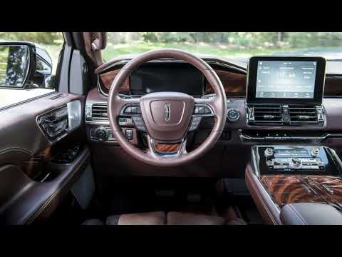 SEMA 2017 : 2018 Lincoln Navigator First Drive -Lincoln's flagship