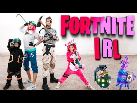 Fortnite Skins in Real Life: DIY Fortnite Halloween Costume